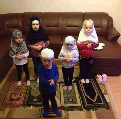 Islamic education for kids