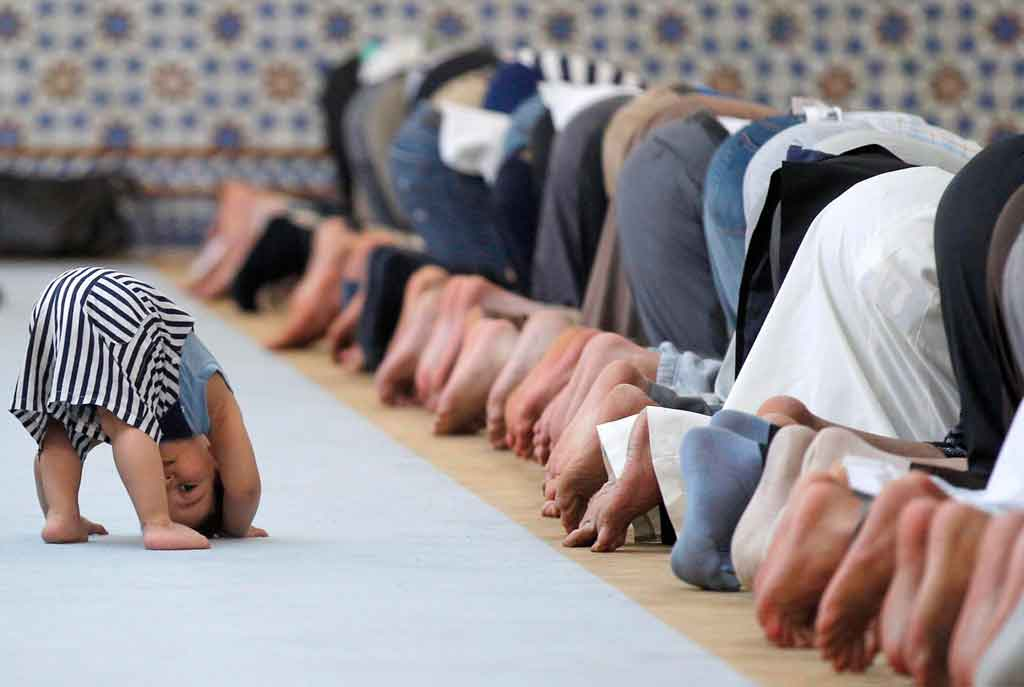 How to Improve Concentration in Salah, salah